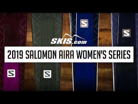 Video: 2019 Salomon Aira Women