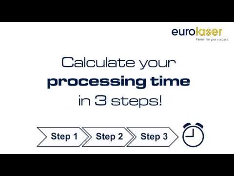 PLANNER - calculating machining time | Software