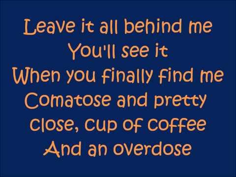 Katy Perry - Cup Of Coffee Lyrics