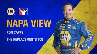 Ron Capps iRacing NAPA View- Replacements 100