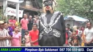 Indonesian Javanese Cultural Art Of Dance ''dawangan Singo Barong Mekar Budoyo Anak Lanang Part1