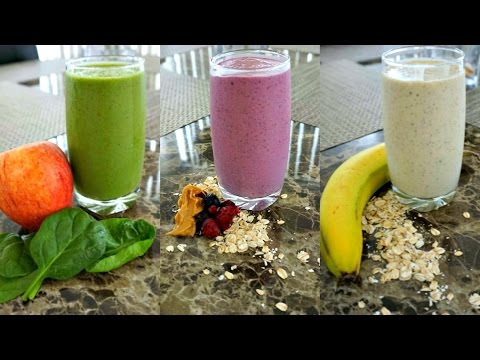 Video LOSE WEIGHT FAST: MEAL REPLACEMENT RECIPES| JAMEXICANBEAUTY