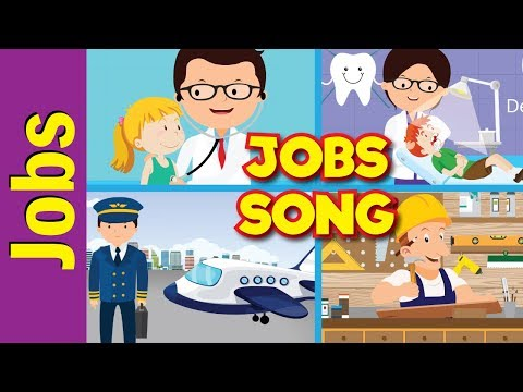 Jobs Song | What Do You Do? | Occupations