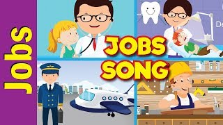 Jobs(職業): What do you do?