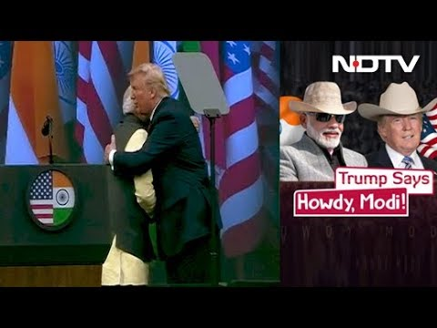 Howdy Modi: PM Modi-Donald Trump's Big Show In Houston