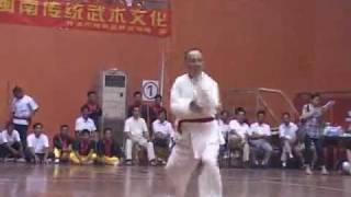 preview picture of video 'Fujian Zhangzhou Martial Arts - Tiger Fist [漳州 -虎拳]'