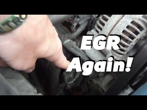 Chrysler, Dodge, and Jeep 5 7 liter hemi engine P0406 EGR
