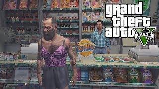 GTA 5 - Won The Lottery