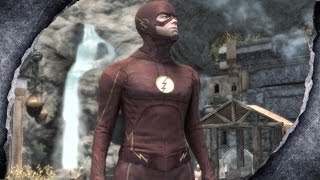 ▶Skyrim Remastered: ⚡ The Flash & Speedsters ⚡ ♦️MOD SHOWCASE♦️ | Killerkev ✔️