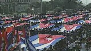 preview picture of video 'El pueblo abanderado por su Revolución'