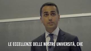 Luigi Di Maio - Harvard University, Boston