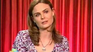 Эмили Дешанель, Exclusive Interview with Emily Deschanel of Bones
