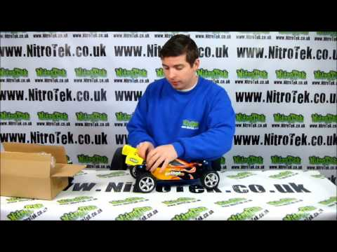 Backwash Nitro Radio Controlled Buggy Review