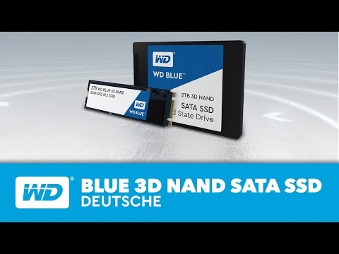 WD Blue 3D NAND (1000GB, M.2 2280)