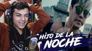 DUKI, Ysy A, C.R.O   Hijo De La Noche (Official Video) Reaccion