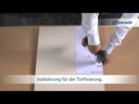 Bauknecht - Vollintegrierten Geschirrspüler einbauen | Erhältlich bei moebelplus