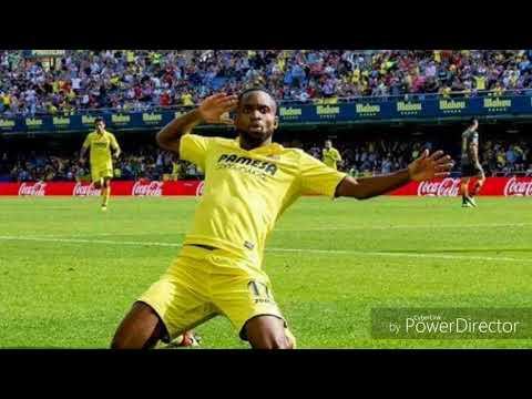 Cedrick bakambu le meilleur buteur Africain dans le football Espagnol