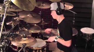 Trent Cory Mighty God -  Drum cover - Alex G