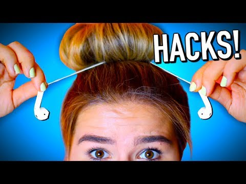 10 Simple Life Hacks you won't believe!!