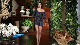 """Kendall Jenner may be the only one among her siblings to not have a child, but it doesn't mean she has """"baby fever"""" like the rest of the Kardashian/Jenner clan. Plus, she talked to Ellen about the dangers of being on the cover of Vogue."""