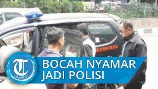 Remaja 13 Tahun Jadi Polisi Gadungan Bikin Onar di Ciputat, Motif Menilang agar Terlihat Gagah