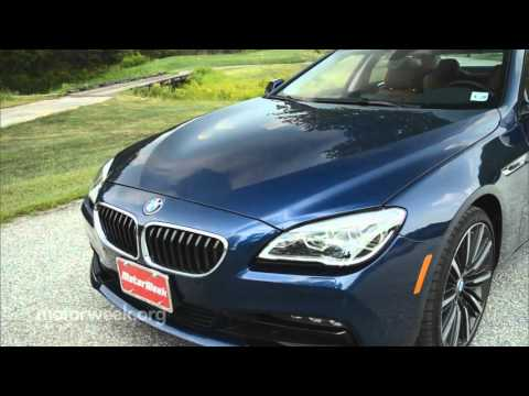 MotorWeek | Road Test: 2016 BMW 640xi Gran Coupe/ 2015 435i Gran Coupe