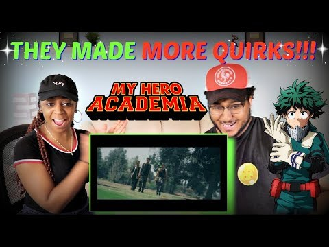 "RivenX3i """"UA:LA Part 2 My Hero Academia (Live Action Fight)"" REACTION!!!"