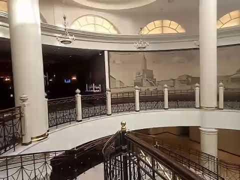 Отель Marriot, рядомКремль, в непосредственной близости от отеля расположены Большой театр и Собор