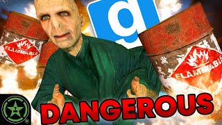 THE Most Dangerous TTT Player - Gmod: TTT by Let's Play