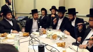 Shira Choir Sings New Song At Bar Mitzvah - מקהלת שירה מבצעת את השיר החדש ׳אם השם לא יבנה בית