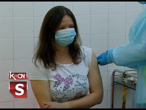 Predsednik Skupštine obišao vakcinalni punkt u Šidu