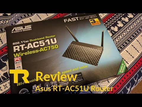 Asus RT-AC51U Router Review