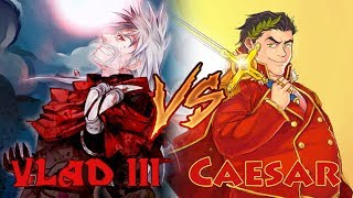 Gaius Julius Caesar  - (Fate/Grand Order) - FGO: A Duel of Tyrants (Caesar SOLO)