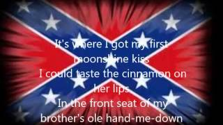 chase rice dirt road communion