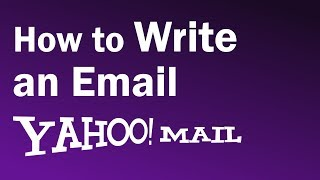 How To Compose And Send An Email Using Yahoo Mail