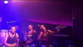 * Manu Chao, Madjid  & friends * -  Huelga De Amores -- Ultimo concierto en la Salamandra 28-06-2017