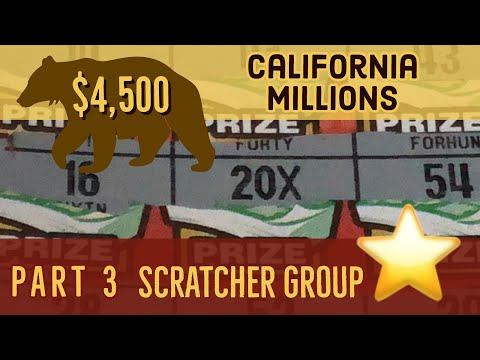 CROSSWORD AND CALIFORNIA MILLIONS!!! - смотреть онлайн на Hah Life