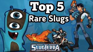 Slugterra Top 5 Rare Slugs Of Slugterra Which You Have Not Seen 😲 Explain in Hindi Full