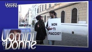 Uomini E Donne, Trono Classico - Esterna Di Angela E Davide