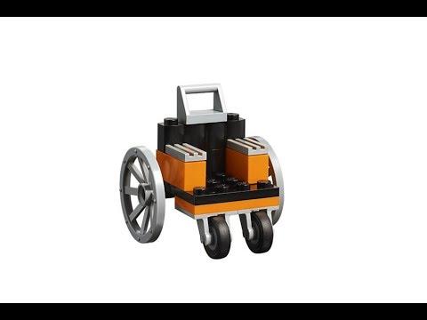 10715 LEGO® Classic Rotējošie bloki