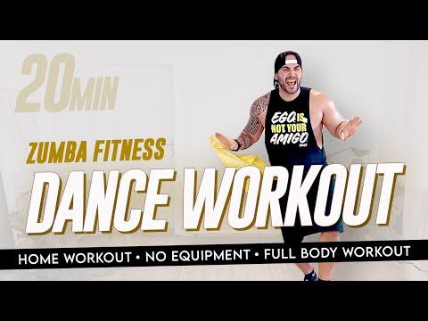20 Minutter ZUMBA Fitness