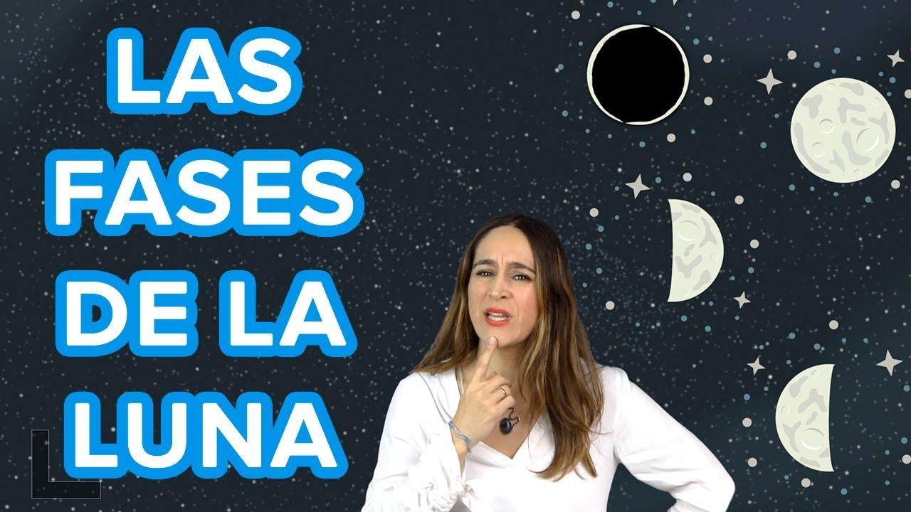Por qué vemos diferentes fases de la luna | Ciencia divertida para niños ????