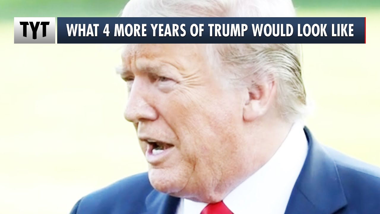 4 More Years of Trump VS Joe Biden thumbnail