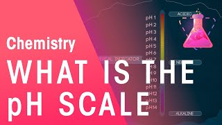 What Is The pH Scale | Acids, Bases & Alkali's | Chemistry | FuseSchool