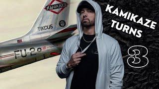 Revisiting What Makes Kamikaze Great | Eminem's Kamikaze Album Turns 3 | FULL VIDEO |