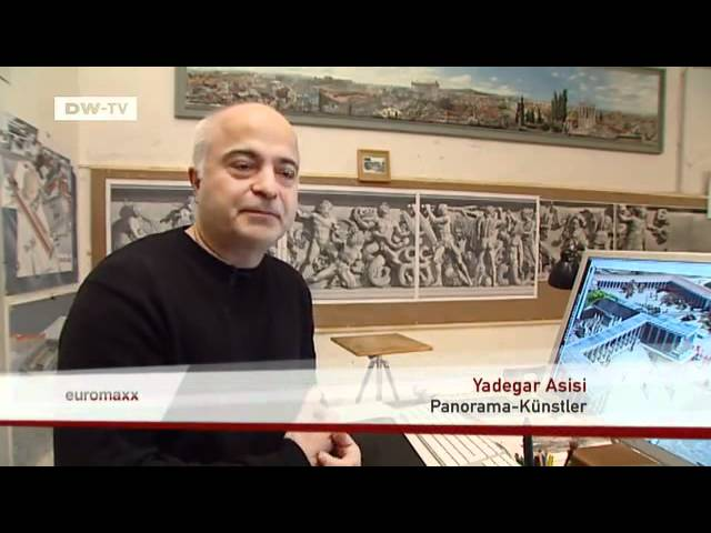 Beitrag DW-TV Euromaxx