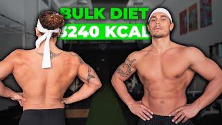 BULK 2021 Ep. 1 - La mia dieta per la massa | FULL DAY OF EATING