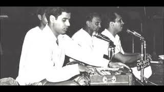 PHIR KOI DARD JAGADO.   Jagjit Singh live Unreleased ghazals