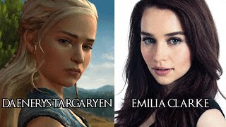 Characters and Voice Actors - Game of Thrones - A Telltale Games Series