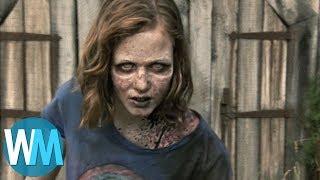Top 10 Depressing Walking Dead Deaths